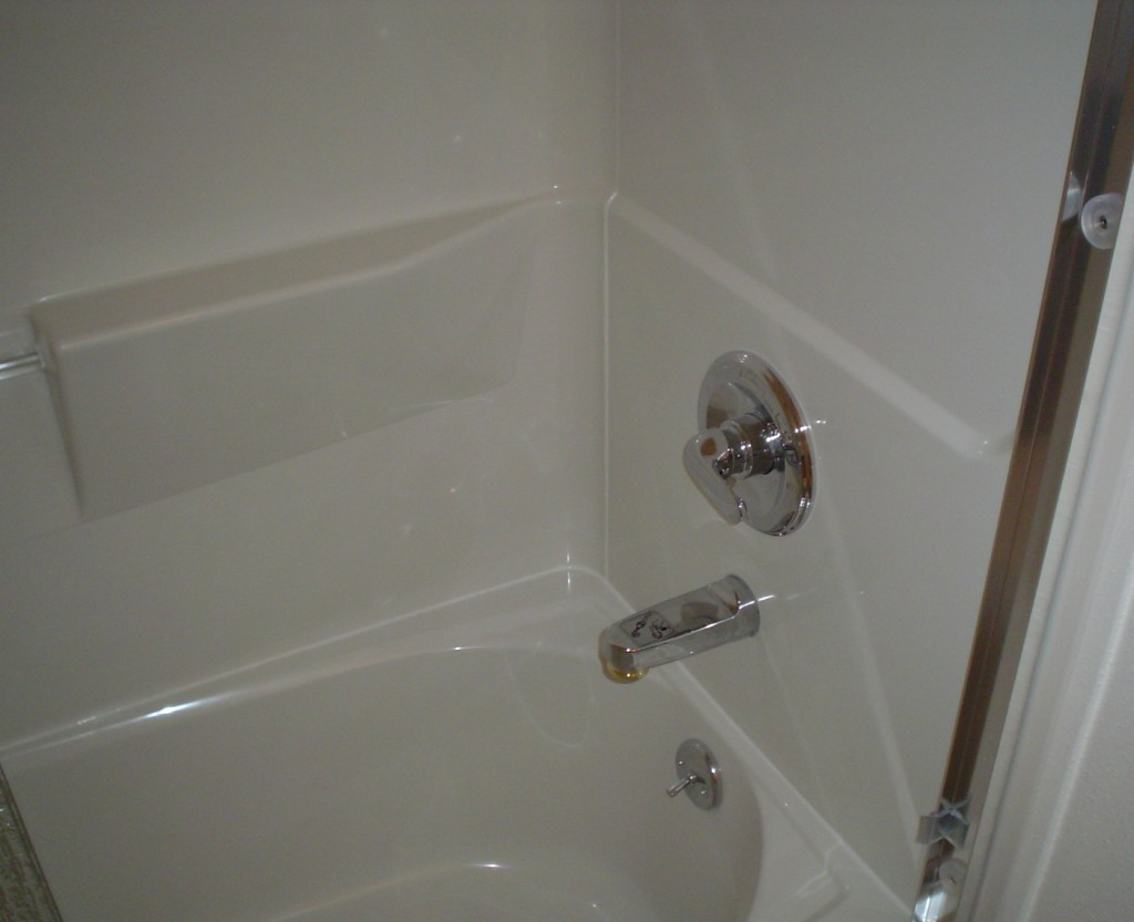 Sterling Vikrell Tub Shower Remodel | Fairfield Ca Bathroom ...