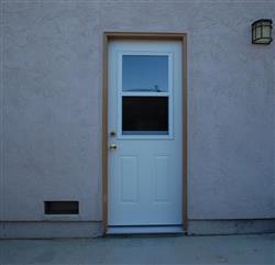garage side entry