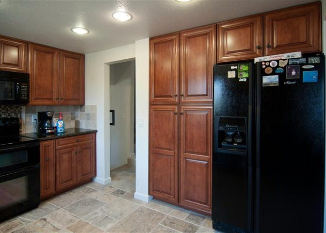 vacaville kitchen pantry view