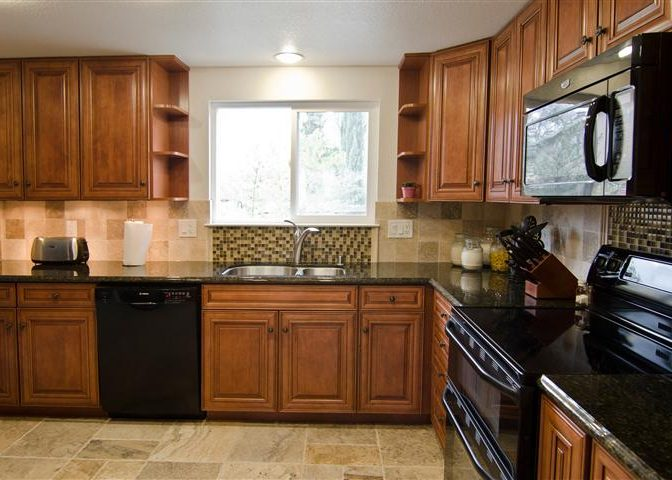 vacaville kitchen sink after