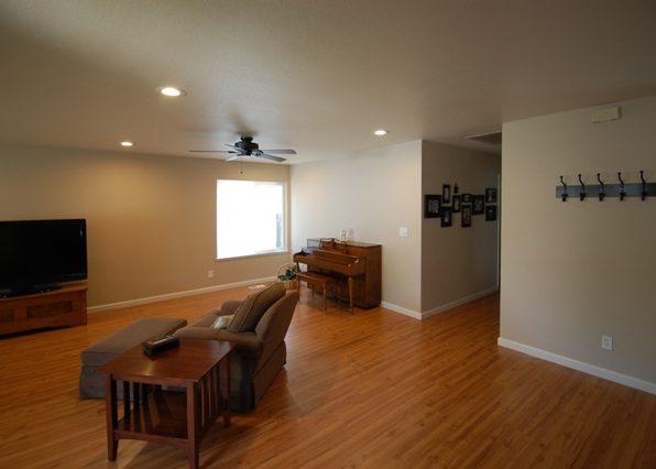 Great room hallway